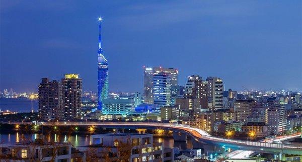 Thành phố Fukuoka, Nhật Bản