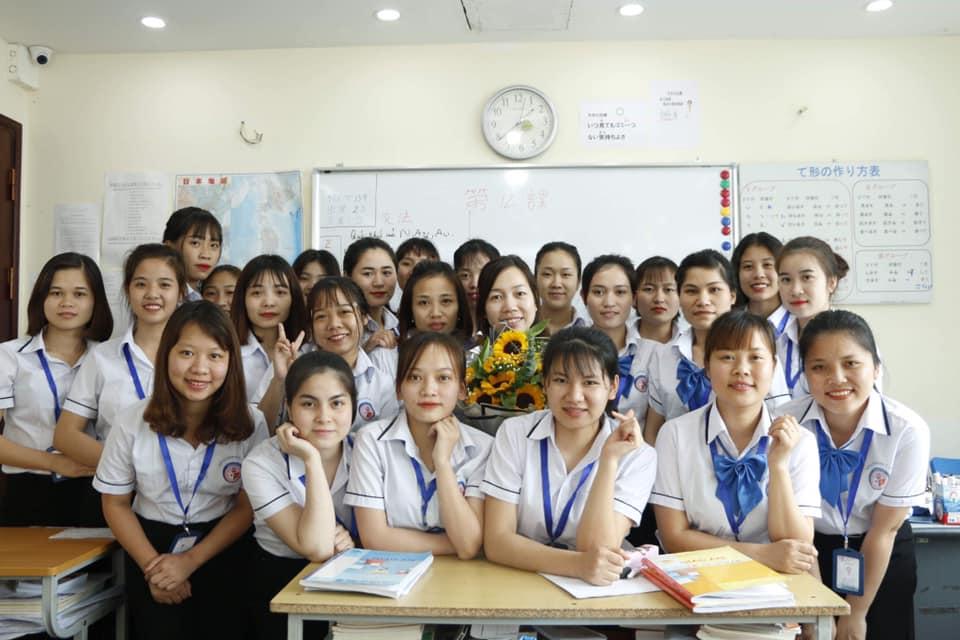 Lớp học tiếng nhật ở Hà Nội chất lượng tại Vinanippon