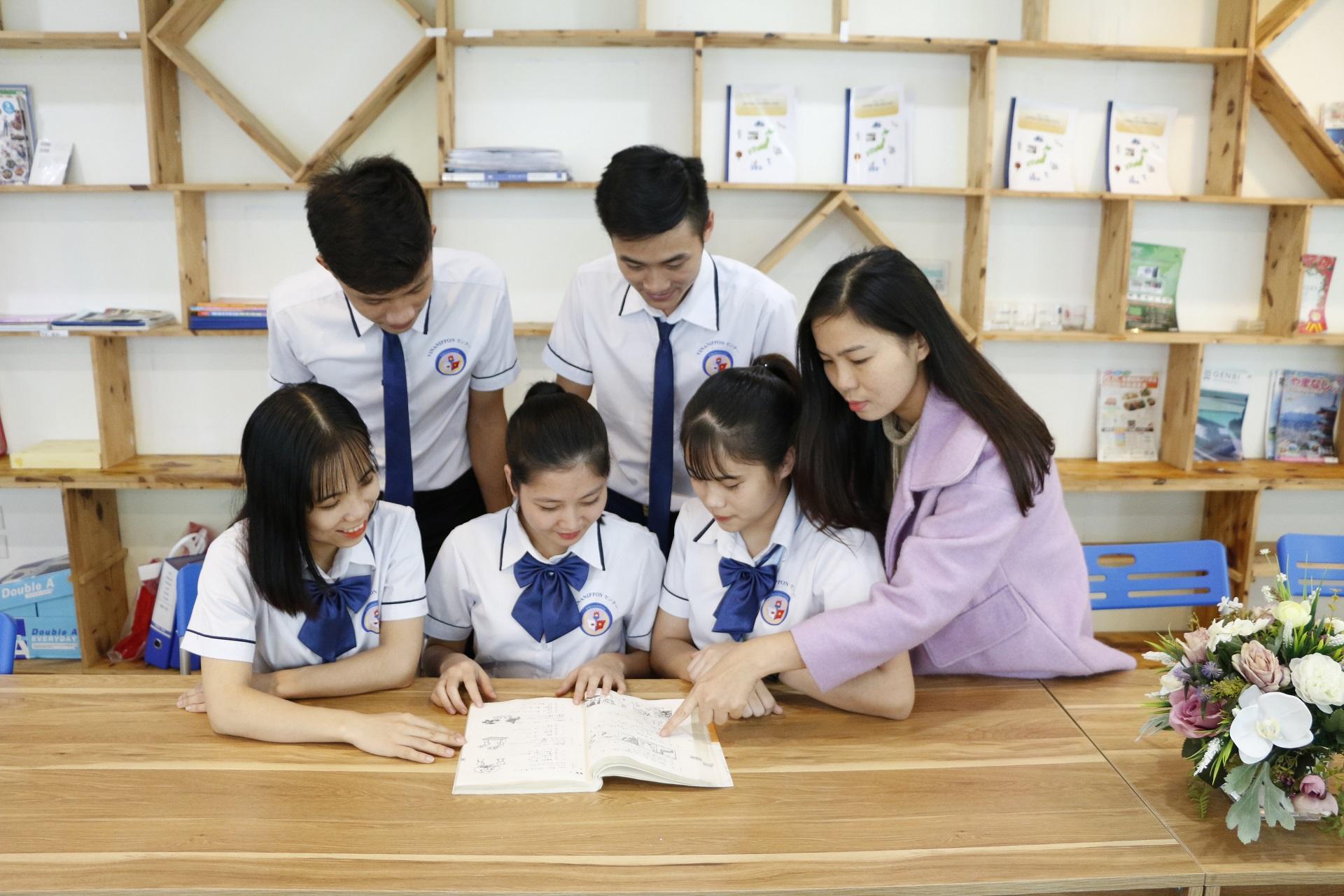 Khóa học tiếng nhật tại Hà Nội