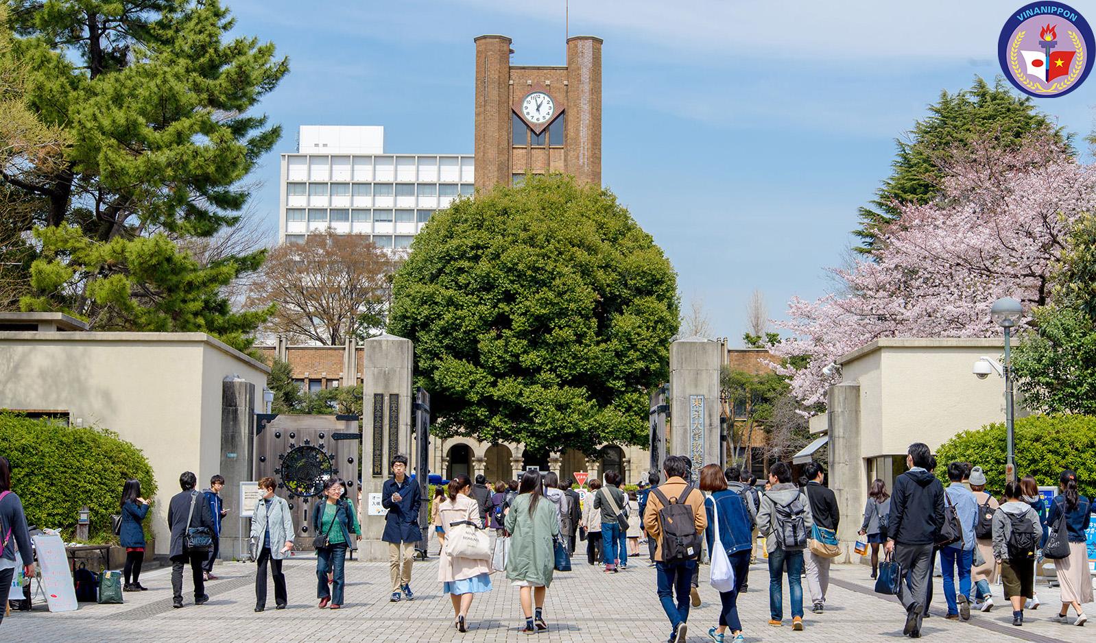 Du học Nhật Bản trường Nhật Ngữ, du học Nhật Bản, trường Nhật Ngữ