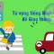 20+ từ vựng tiếng Nhật chủ đề giao thông thông dụng