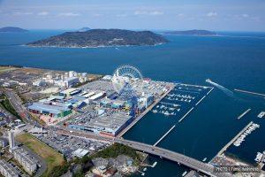 Trại hè Nhật bản 2019, du học hè Nhật Bản, thăm quan thành phố Fukuoka