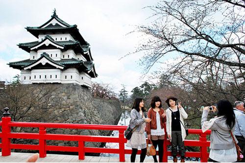 Top 3 vùng lý tưởng khi du học Nhật Bản
