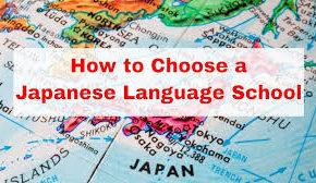 Cách lựa chọn trường Tiếng Nhật