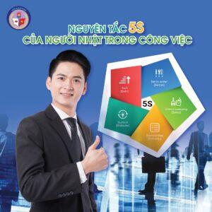 Mô hình thực hành 5S được áp dụng tại Nhật Bản như một nền tảng để hình thành hệ thống quản lý chất lượng.