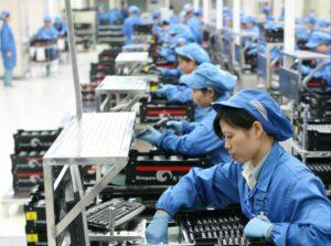 Lắp ráp linh kiện điện tử Nhật Bản là công việc lắp ráp các thiết bị điện tử như: laptop, ĐTDĐ, TV,...