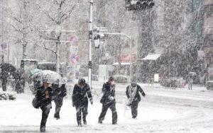 Kỳ tháng 1, thời tiết Nhật Bản đang là mùa đông nên tương đối khắc nhiệt. Nên du học Nhật Bản kỳ tháng mấy?